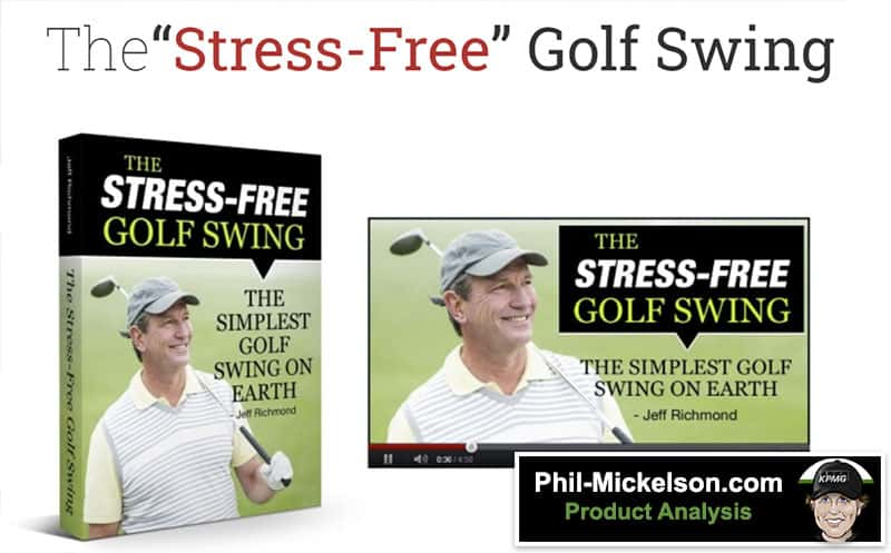 stress free consistent golf swing
