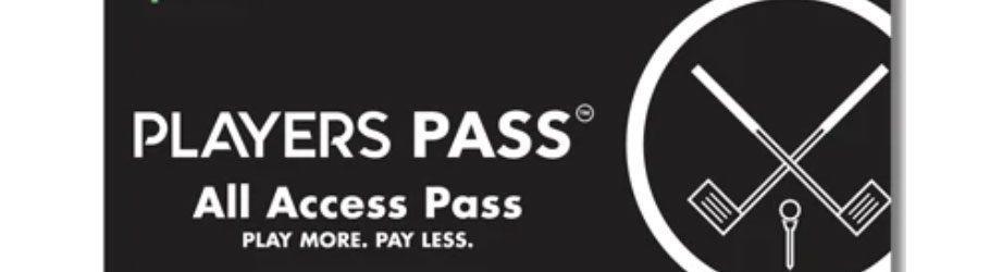 Player's Pass Golf Pass Membership